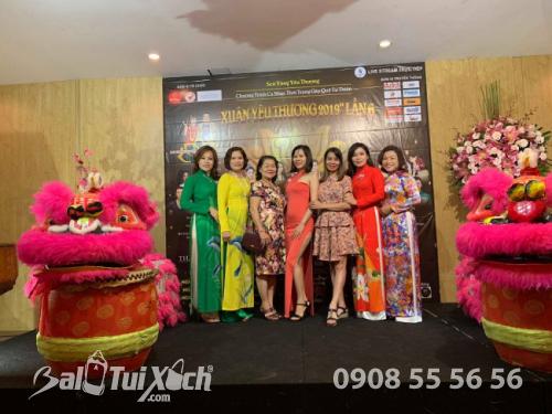 Chủ tịch HDQT BaloTuiXach.com nhận giải Doanh nhân vì Cộng đồng năm 2019 (2)