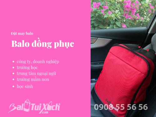 Đặt may balo đồng phục công ty - Xưởng may balo theo yêu cầu TPHCM, 470, Huyền Nguyễn, Balo túi xách, 19/01/2019 18:35:10