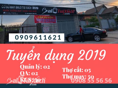 Công ty may ba lô túi xách ở Long Khánh tuyển dụng - cho nhận gia công túi xách tại nhà, 472, Huyền Nguyễn, Balo túi xách, 21/01/2019 12:15:35