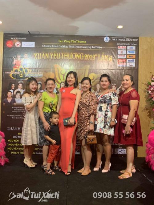 Tập thể BaloTuiXach ủng hộ chương trình Xuân Yêu Thương nhằm ủng hộ 500 phần quà cho bà con nghèo (3)