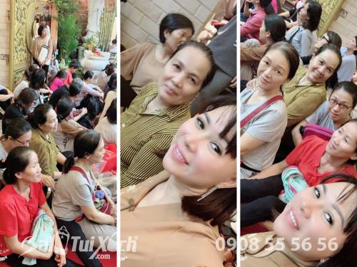 Chủ tịch BaloTuiXach tham gia ngày thiền định tại chùa, 475, Huyền Nguyễn, Balo túi xách, 22/01/2019 10:28:08