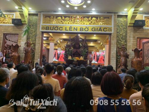 Chủ tịch BaloTuiXach tham gia ngày thiền định tại chùa (2)