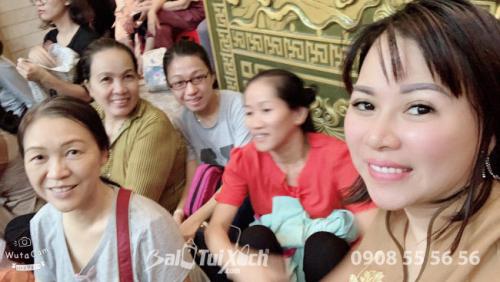 Chủ tịch BaloTuiXach tham gia ngày thiền định tại chùa (3)