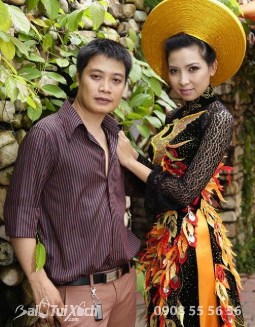 Nhà thiết kế áo dài Tuấn Hải