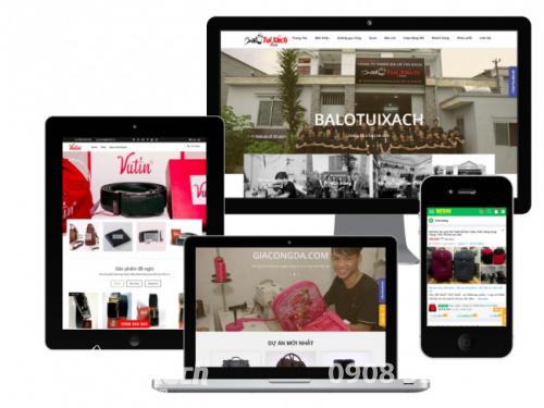 Hệ thống quảng bá online của BaloTuiXach