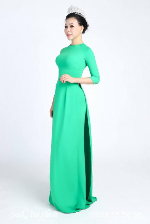 Hoa hậu Áo dài Doanh nhân Thế giới 2019 - Nữ doanh nhân Võ Thị Thu Sương (3)