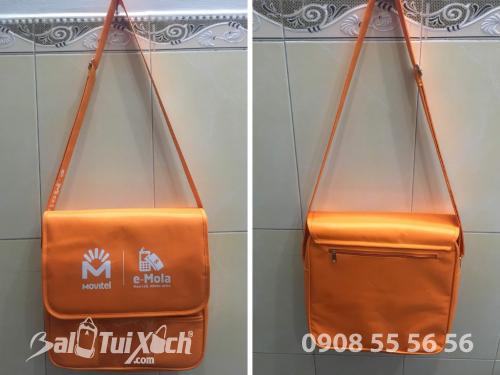 Hệ thống BaLoTuiXach - đối tác thiết kế & lên mẫu túi đeo chéo quảng cáo cho Movitel, 486, Huyền Nguyễn, Balo túi xách, 30/01/2019 12:54:27
