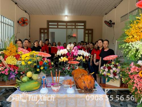 Cắt băng khánh thành Xưởng may mẫu cho Nhật - Long Khánh, Đồng Nai (3)