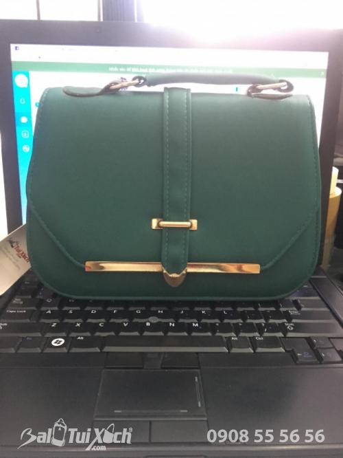 Túi xách nữ màu xanh rêu - Xưởng sản xuất túi xách thời trang