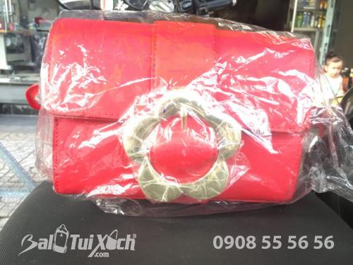 Túi xách nữ giá sỉ - Cung cấp giá sỉ túi xách nữ giá rẻ TPHCM - màu đỏ