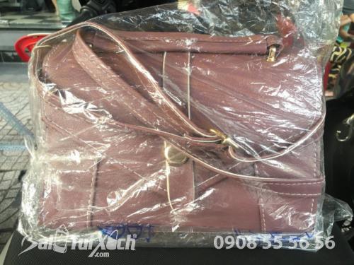 Túi xách nữ giá sỉ - Cung cấp giá sỉ túi xách nữ giá rẻ TPHCM - màu nâu nhạt