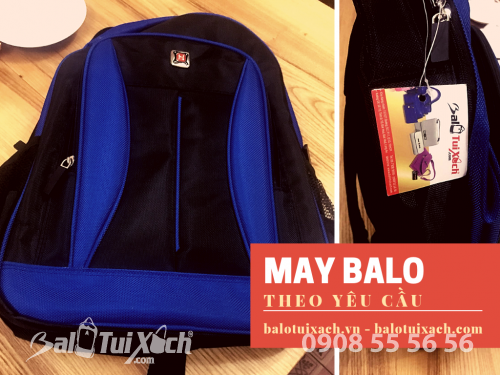 Đặt may balo theo yêu cầu TPHCM - BaloTuiXach, 493, Huyền Nguyễn, Balo túi xách, 26/02/2019 12:27:25