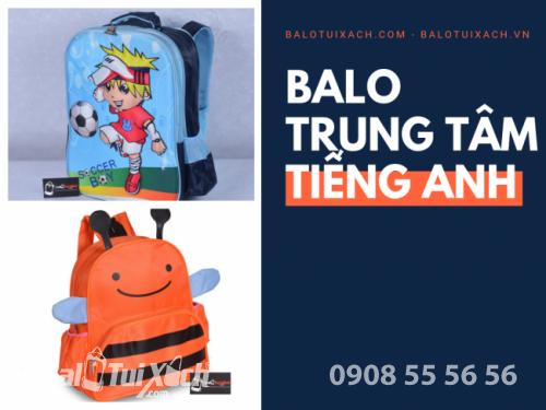 May Balo trung tâm ngoại ngữ - tiếng Anh
