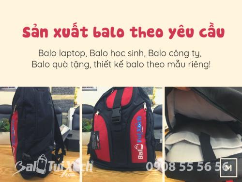 Sản xuất balo theo yêu cầu giá rẻ dưới 50k - xưởng may balo giá rẻ TPHCM, Đồng Nai, 494, Huyền Nguyễn, Balo túi xách, 26/02/2019 12:27:29