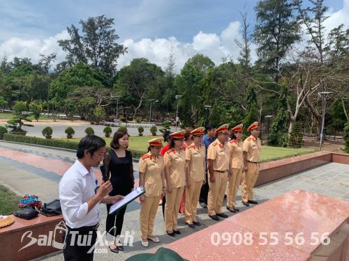 Chủ tịch BaloTuiXach cùng tham gia lễ dâng hương tưởng niệm các Anh hùng liệt sĩ tại Côn Đảo, 502, Huyền Nguyễn, Balo túi xách, 18/03/2019 10:20:41