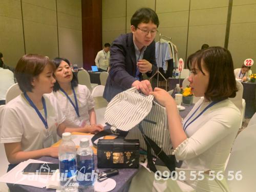 Chủ tịch BaloTuiXach giao lưu học hỏi kinh nghiệm từ đối tác Hàn Quốc - nhà sản xuất túi xách cho các thương hiệu xa xỉ (1)