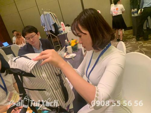 Chủ tịch BaloTuiXach giao lưu học hỏi kinh nghiệm từ đối tác Hàn Quốc - nhà sản xuất túi xách cho các thương hiệu xa xỉ (4)