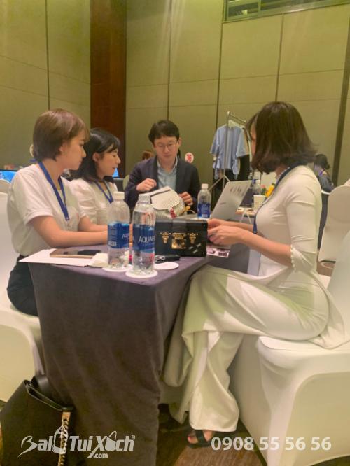 Chủ tịch BaloTuiXach giao lưu học hỏi kinh nghiệm từ đối tác Hàn Quốc - nhà sản xuất túi xách cho các thương hiệu xa xỉ (6)