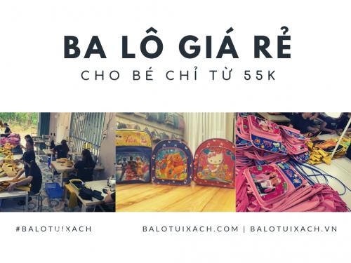 Lý do nên chọn các dòng ba lô 59k và 99k của balotuixach.com, 520, Huyền Nguyễn, Balo túi xách, 23/09/2019 12:25:59