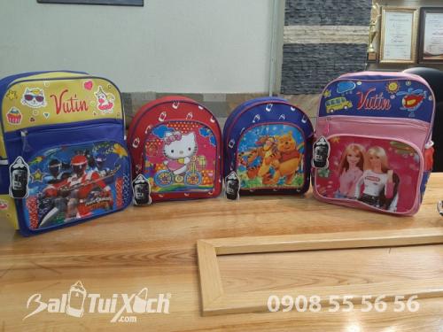 BaloTuiXach giới thiệu bộ sưu tập mẫu cặp học sinh cấp 1 phù hợp cho từng lớp học, từng độ tuổi của bé