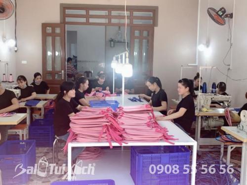 Xưởng may balo xuất khẩu - công ty may balo TPHCM, 523, Huyền Nguyễn, Balo túi xách, 27/04/2019 16:43:52