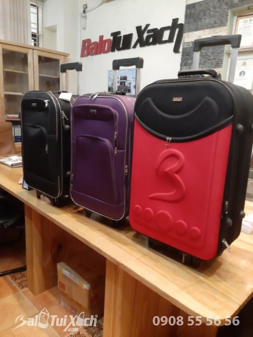 Sản xuất vali tử xưởng - nguồn hàng sỉ vali