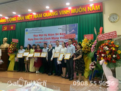 Sự kiện họp mặt kỷ niệm 94 năm ngày Báo chí Cách mạng Việt Nam