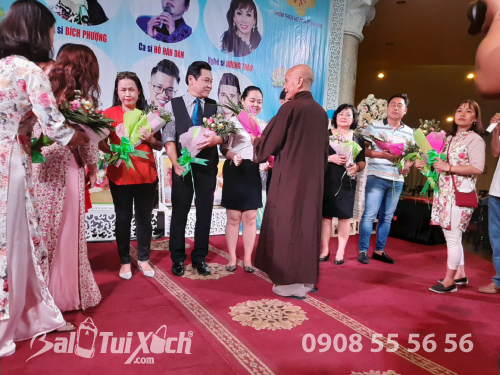 BaloTuiXach tài trợ Đêm Tiệc Chay Từ Thiện với 1000 khách tham dự, 536, Huyền Nguyễn, Balo túi xách, 29/06/2019 17:35:32