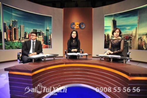 CEO Thu Sương tham gia CEO - Chìa khóa doanh nghiệp (2)