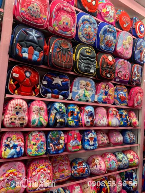 100 mẫu balo trẻ em dành cho mua Tết Giá lẻ 249k - Mua sỉ từ 10 balo giá sỉ giảm 50% - 10