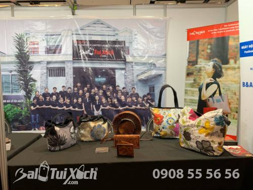 BaloTuiXach giới thiệu sản phẩm sản xuất & gia công balo túi xách đến thị trường Melbourne Úc (6)