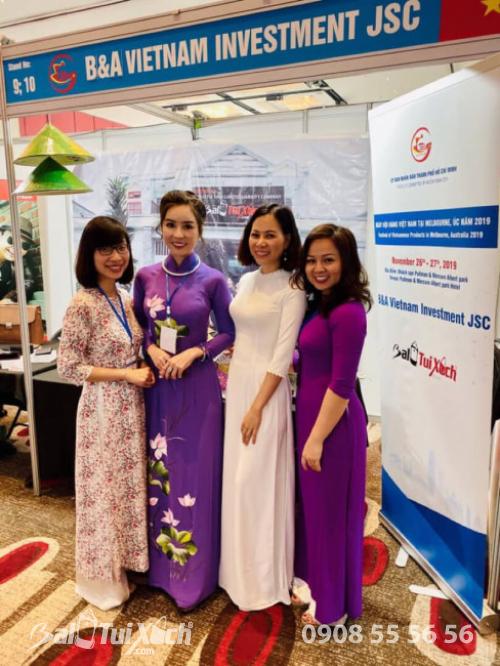 BaloTuiXach tham dự ngày hội hàng Việt Nam tại Melbourne, Úc năm 2019 (16)