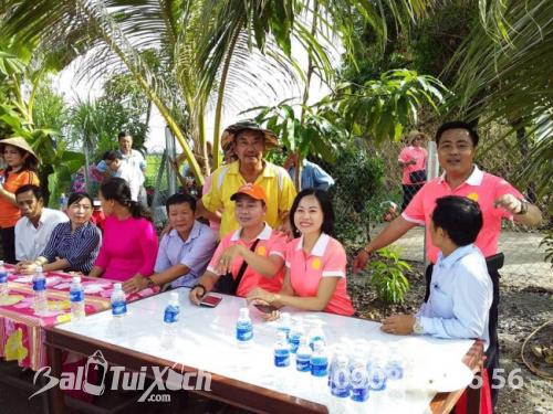 BA Việt Nam cùng hoạt động: Nối hai bờ bên hạnh phúc nhân đôi tại ấp Vàm Răng, xã Sơn Kiên, tỉnh Kiên Giang  - Ảnh: 3