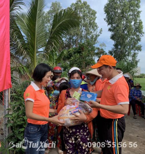 BA Việt Nam cùng hoạt động: Nối hai bờ bên hạnh phúc nhân đôi tại ấp Vàm Răng, xã Sơn Kiên, tỉnh Kiên Giang  - Ảnh: 8