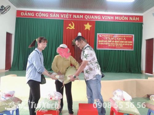 BA Việt Nam cùng hoạt động: góp sức cho Quê Hương cùng cộng đồng mạnh thường quân - Ảnh: 9