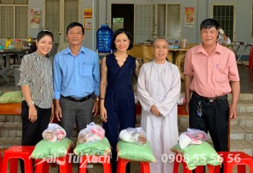BA Việt Nam cùng hoạt động: góp sức cho Quê Hương cùng cộng đồng mạnh thường quân - Ảnh: 5
