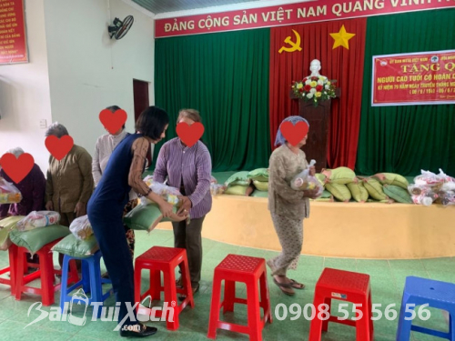 BA Việt Nam cùng hoạt động: góp sức cho Quê Hương cùng cộng đồng mạnh thường quân - Ảnh: 3