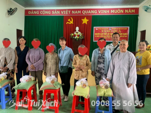 BA Việt Nam cùng hoạt động: góp sức cho Quê Hương cùng cộng đồng mạnh thường quân - Ảnh: 4