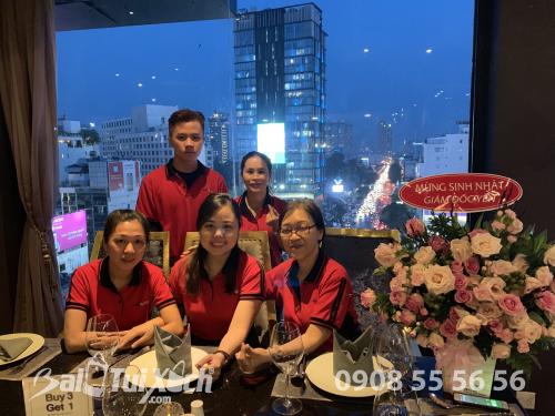 Công ty B&A Việt Nam mừng sinh nhật quý 3/2020 cho CBCNV, 599, Huyền Nguyễn, Balo túi xách, 11/09/2020 14:28:31