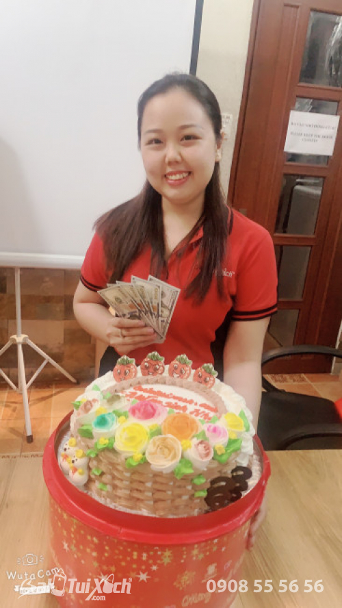 Công ty B&A Việt Nam mừng sinh nhật quý 3/2020 cho CBCNV  - Ảnh: 2