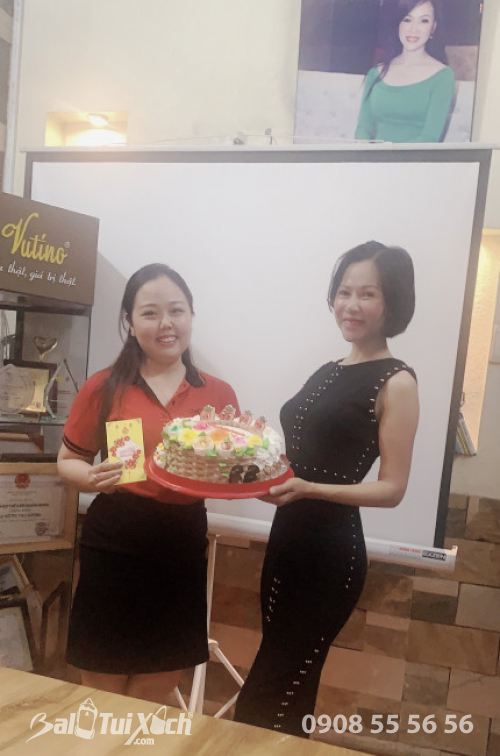 Công ty B&A Việt Nam mừng sinh nhật quý 3/2020 cho CBCNV  - Ảnh: 4