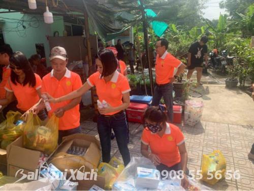 Chương trình tặng quà cho người nghèo mùa Vu Lan báo hiếu  - Ảnh: 3
