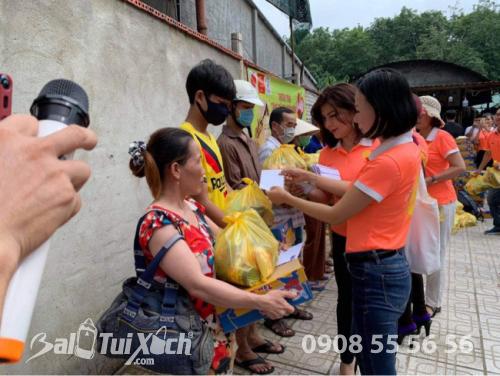 Chương trình tặng quà cho người nghèo mùa Vu Lan báo hiếu  - Ảnh: 4