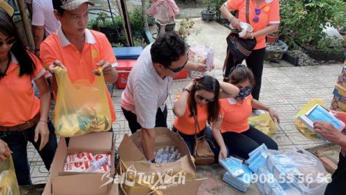 Chương trình tặng quà cho người nghèo mùa Vu Lan báo hiếu  - Ảnh: 6