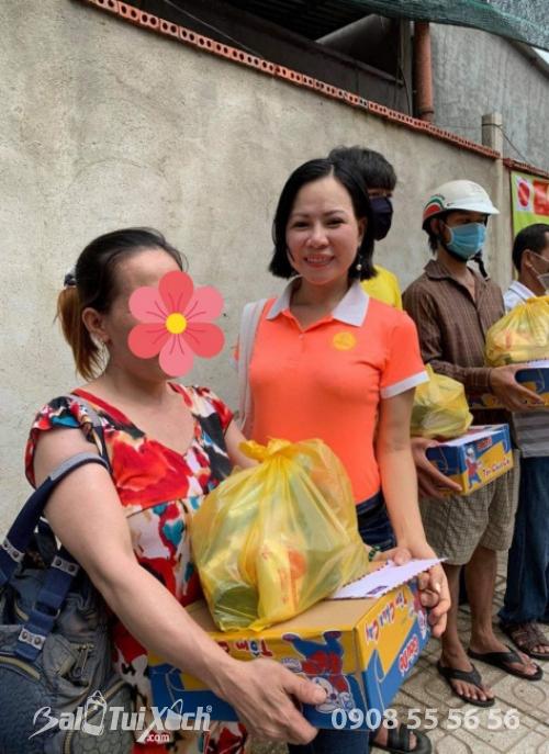 Chương trình tặng quà cho người nghèo mùa Vu Lan báo hiếu  - Ảnh: 9