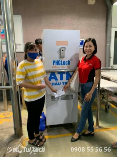 BaloTuiXach & Sương's House cùng chương trình ATM khẩu trang  - Ảnh: 4