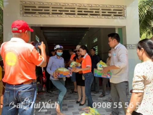 Xây ngôi nhà mơ ước: B&A Việt Nam trích quỹ vì cộng đồng - Nhà tình thương cho vợ chồng khó khăn tại Mỏ Cày Nam, tỉnh Bến Tre  - Ảnh: 3