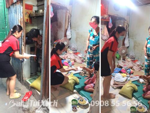 BaloTuiXach hạnh phúc khi được giúp đỡ hộ khó khăn trong phường 2, quận 11, TPHCM, 606, Huyền Nguyễn, Balo túi xách, 19/11/2020 12:07:03