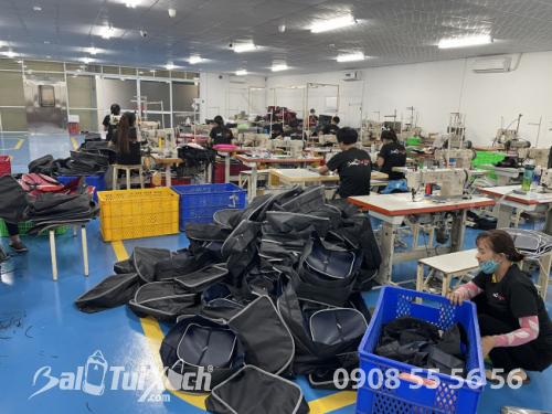 Hệ thống BaloTuiXach khai trương phân xưởng thứ 3 tại TPHCM  - Ảnh: 5