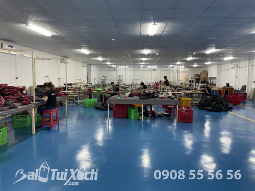 Hệ thống BaloTuiXach khai trương phân xưởng thứ 3 tại TPHCM  - Ảnh: 8
